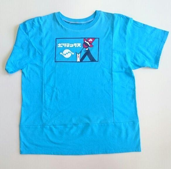 Tシャツ サイズアップ